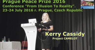 Kerry Cassidy i Projekt Camelot. [2016]
