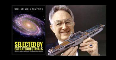 William Tompkins. III Rzesza, Obcy i Tajny Program Kosmiczny