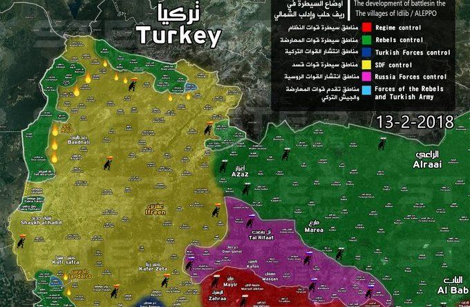 Turcy w Afrin mordują jeńców!