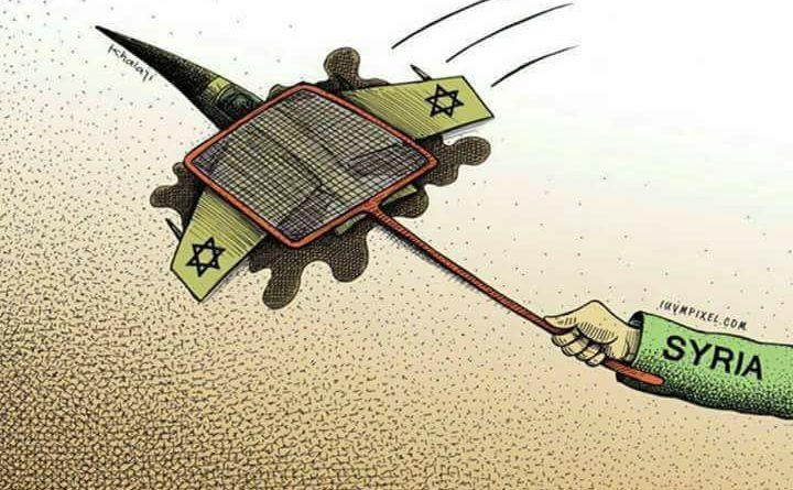 Izraelski atak w Syrii i zdecydowana reakcja Damaszku!